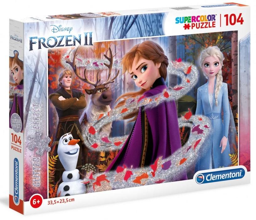 Clementoni Puzzle SuperColor Frozen II 104pcs 702190