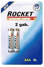 Rocket LR03HD-2BB AAA Super HD Batteries 2x