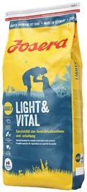 Josera Light & Vital Dog Food 15kg