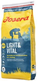 Josera Light & Vital Dog Food 15kg