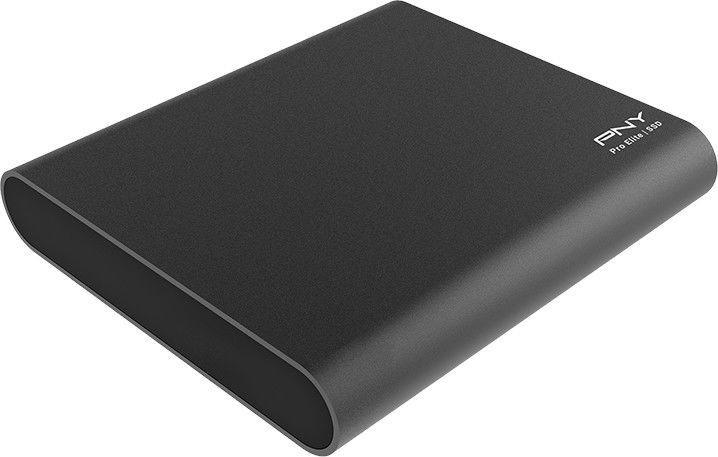 PNY Pro Elite 500GB USB 3.1 Gen2 Type-C SSD