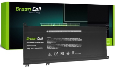 Sülearvutiaku Green Cell DE138, 3.5 Ah, LiPo
