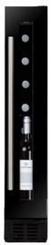 Vyno šaldytuvas Dunavox DAU9.22B Black