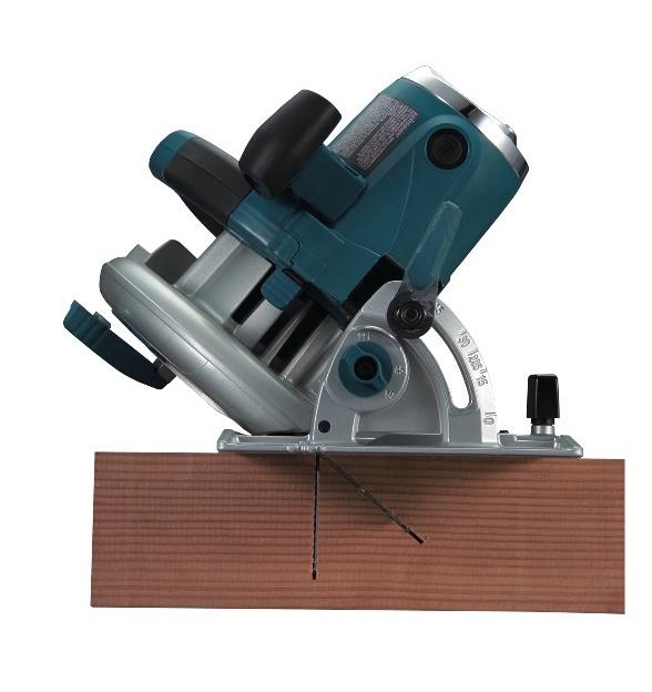 Rokas ripzāģis Makita 5008MGJ 1800W, 210mm