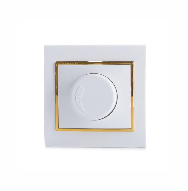 Apgaismošanas regulators Okko Light Regulators Goda 9209-71 White/Gold