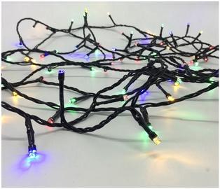Elektriskā āra vītne Christmas Touch XYIP-24LED-120M8, 9 m, 120, daudzkrāsaina