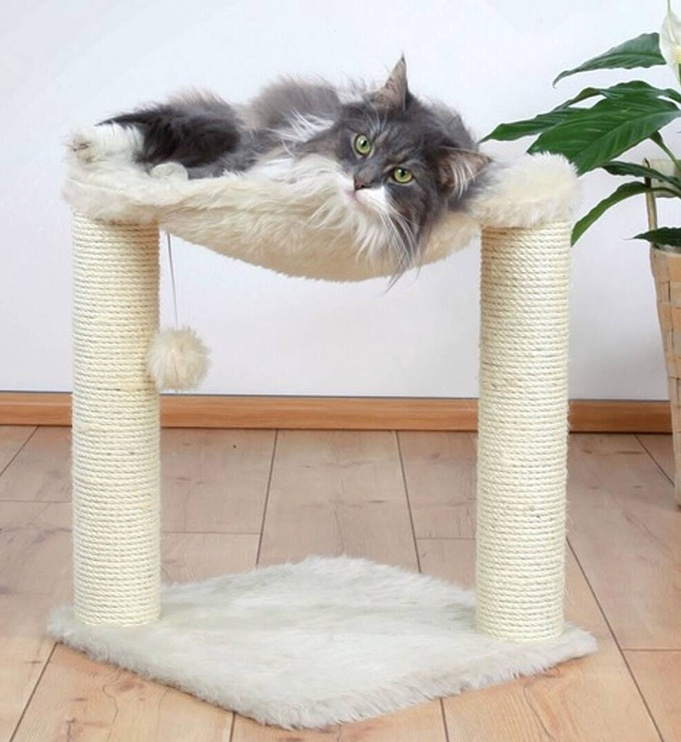 Когтеточка для кота Trixie Baza, 410x410x500 мм