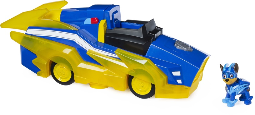 Spin Master Paw Patrol Charged Up Transforming Vehicle Chase 6055932