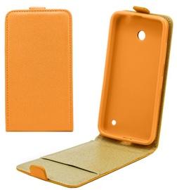 Telone Shine Pocket Slim Flip Case Samsung i8190 Galaxy S3 mini Orange