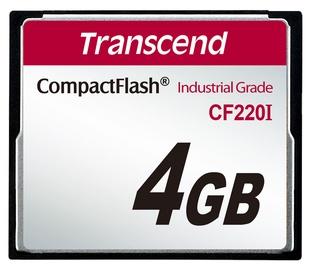 Transcend 4GB Industrial Temp CF220I CF Card