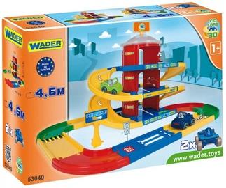 Wader Cars 3D 3 Level Car Park 53040