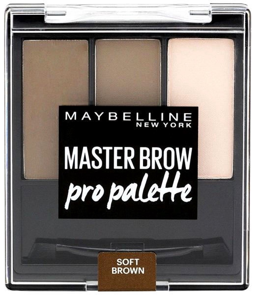 Maybelline Master Brow Pro Palette 4g Soft Brown