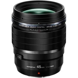 Objektīvs Olympus M.Zuiko Digital ED 45mm F1.2 Pro, 410 g