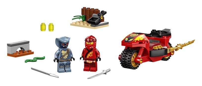 Конструктор LEGO Ninjago Kais Blade Cycle 71734, 54 шт.