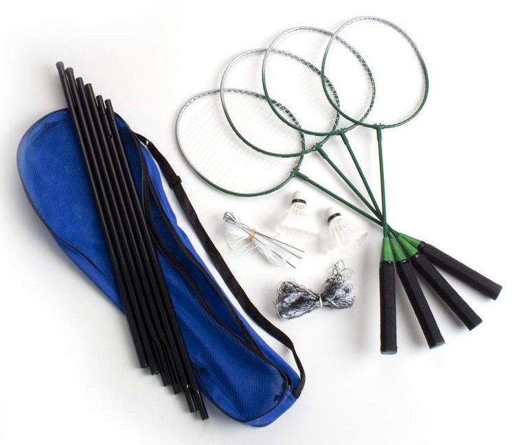 Sport Well Badminton Set for 4 Players
