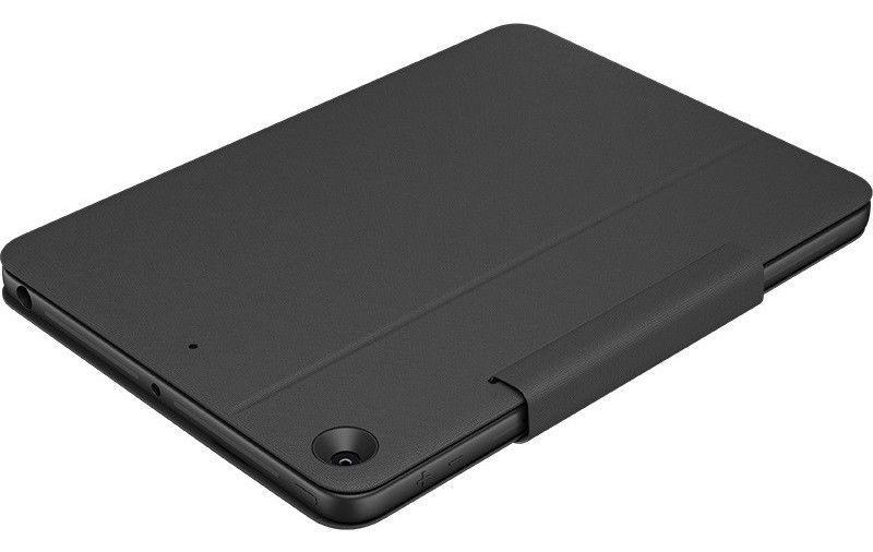 Logitech Rugged Folio for iPad 7th Gen Graphite