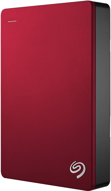 "Seagate 2.5"" Backup Plus Portable USB 3.0 4TB, raudona"