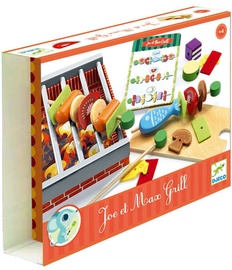 Djeco Role Play Grill Set DJ06543
