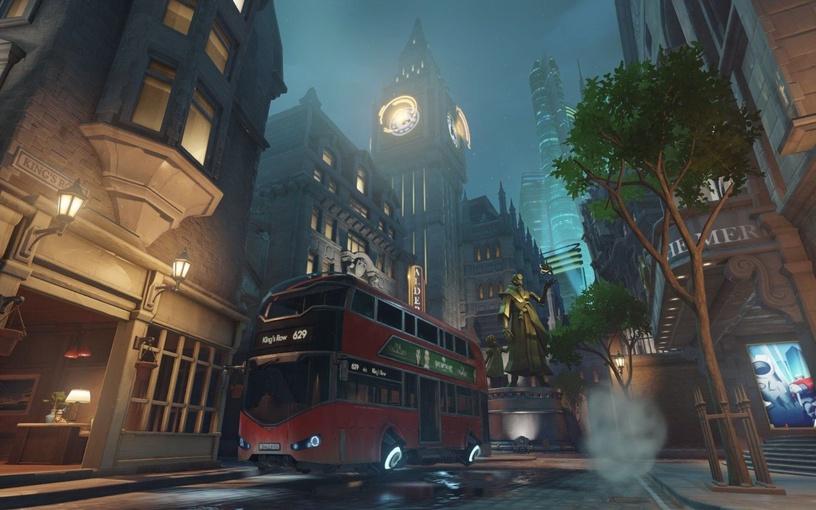 Компьютерная игра Overwatch Origins Edition PC