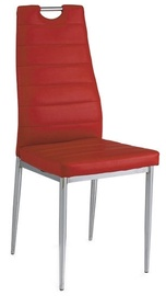 Valgomojo kėdė Signal Meble H260 Red, 1 vnt.