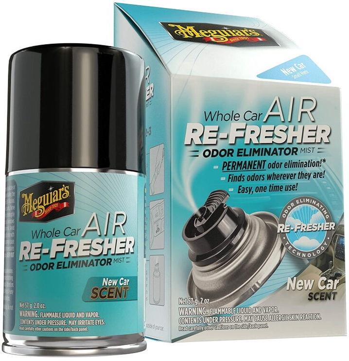 Õhuvärskendaja Meguiars Air Re-Fresher Odor Eliminator New Car Scent
