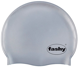 Fashy Swimming Cap Silikon 3040 Silver