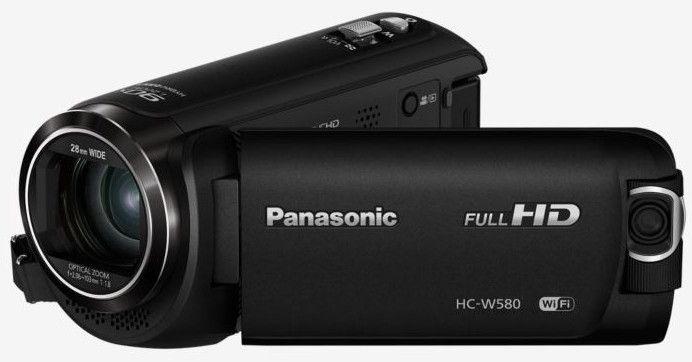 Panasonic HD Camcorder HC-W580