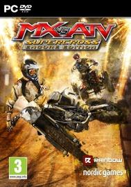 MX Vs. ATV Supercross Encore Edition PC