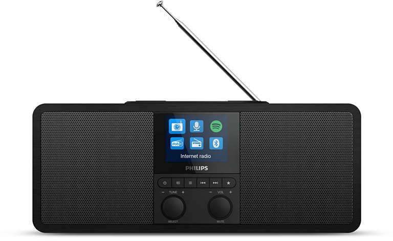 Philips TAR8805 Internet Radio