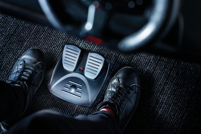 Trust Gaming GXT 580 Sano Vibration Feedback Racing Wheel