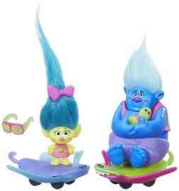 Rotaļlietu figūriņa Hasbro Trolls Critter Skitter Boards B6558