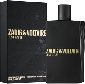 Kvepalai Zadig & Voltaire Just Rock! For Him 100ml EDT