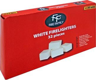 Fire Family Firing Cubes White 32 pcs