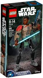 Konstruktorius LEGO Star Wars Finn 75116