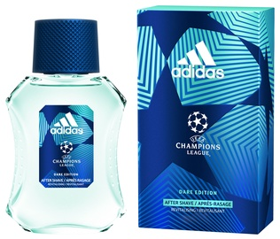 Pēc skūšanās losjons Adidas UEFA Champions League Dare Edition, 100 ml