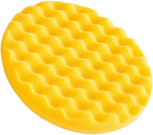 Mirka Polishing Foam Pad Yellow Waffle 150x25mm 2pcs