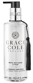 Šķidrās ziepes Grace Cole White Nectarine & Pear, 300 ml