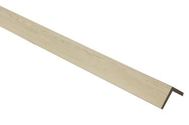 Apdares leņķis Omic Flexible Angle Stand Light Oak 2600x48mm