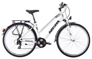 """Kenzel Trekking Stroller SF 48cm 28"""" White"""