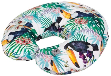 Ceba Baby Feeding Pillow Physio Mini Flora & Fauna Tucan