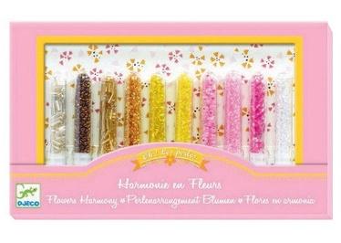 Apyrankių gaminimo rinkinys Djeco Stop Ohh Beads Flowers Harmony