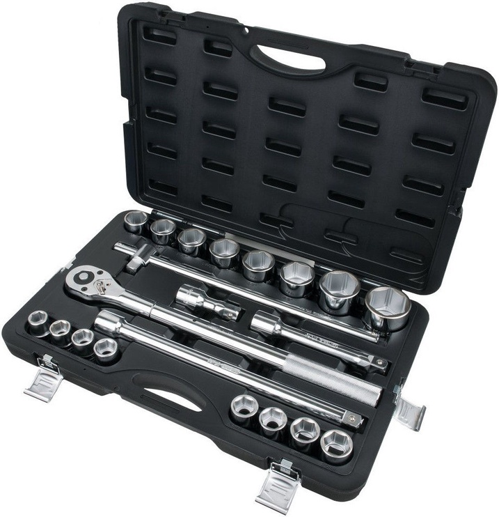 KSTools Socket Set 3/4'' 19-50mm