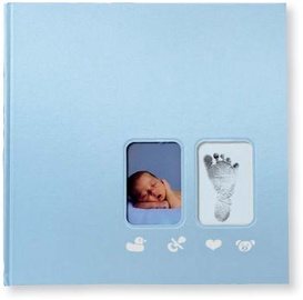 Goldbuch Baby First Step Blue 30x31/60