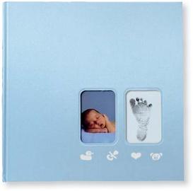 Альбом для фотографий Goldbuch Baby First Step Blue 30x31/60