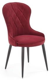 Hamar K366 Chair Dark Red