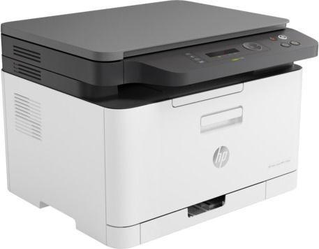 Лазерный принтер HP MFP 178nw, цветной