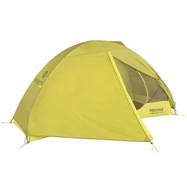 Divvietīga telts Marmot Tungsten UL 2P 37810, zaļa