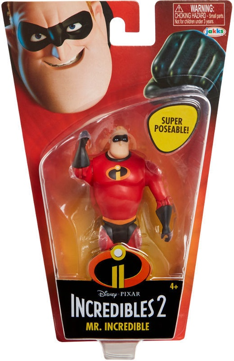 Jakks Pacific Incredibiles 2 Mr. Icredible