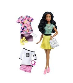 Barbie™ Fashionistas nukk ja riid DTD96
