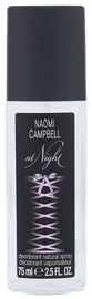 Naomi Campbell At Night 75ml Deodorant Spray